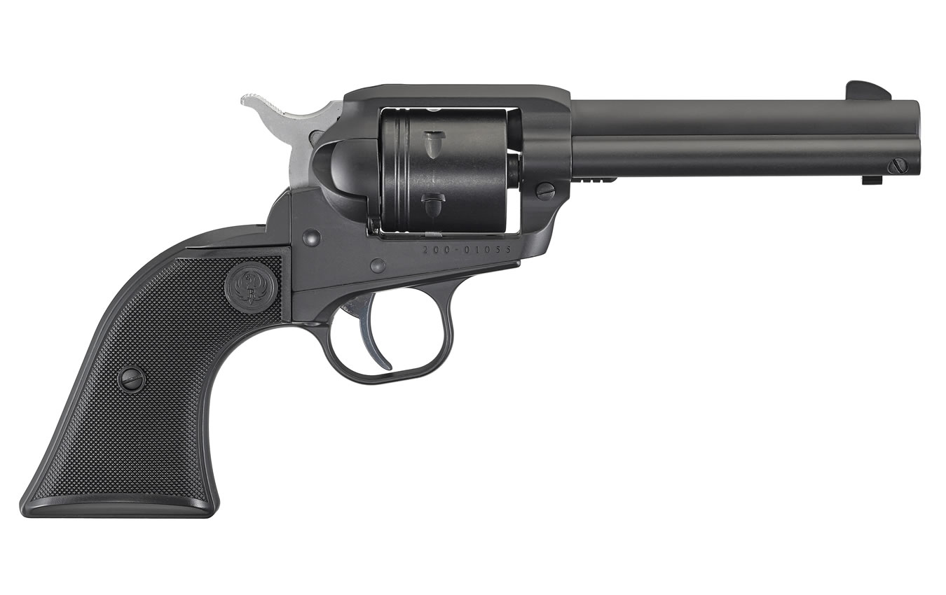 No. 3 Best Selling: RUGER WRANGLER 22LR BLACK