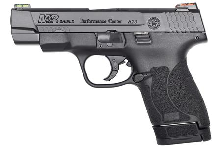 SMITH AND WESSON MP9 SHIELD M2.0 PC PORTED 4-INCH BARREL