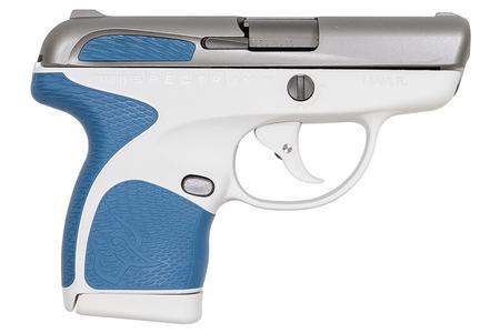 SPECTRUM .380 AUTO WHITE/STAINLESS/BLUE
