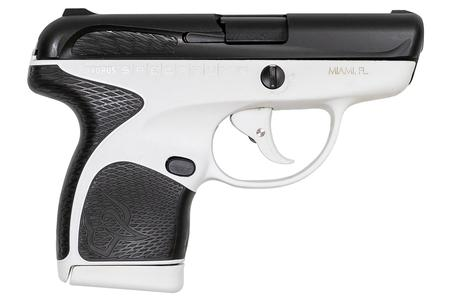 TAURUS SPECTRUM .380 AUTO WHITE/BLACK/BLACK