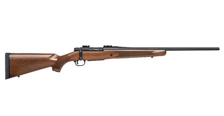 MOSSBERG Patriot 6.5 Creedmoor Bolt Action Rifle with Walnut Stock