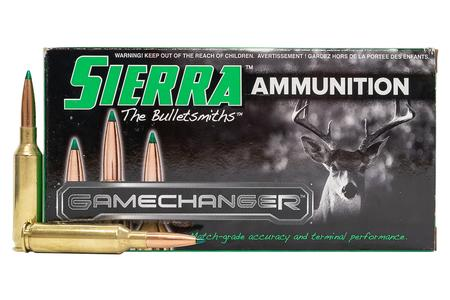 SIERRA BULLETS 6mm Creedmoor 100 gr TGK Game Changer 20/Box