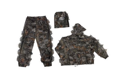 4b577283ea6 World Famou Sports 3 Piece Leafy Camo Suit