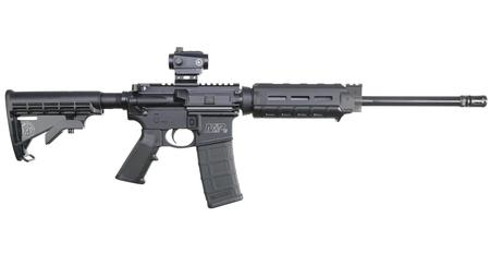 SMITH AND WESSON MP15 SPORT II OR M-LOK WITH RED DOT