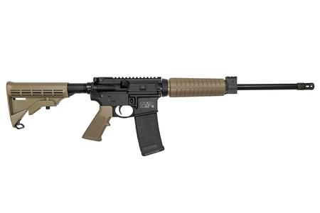 SMITH AND WESSON MP15 SPORT II 5.56MM FDE OPTICS READY