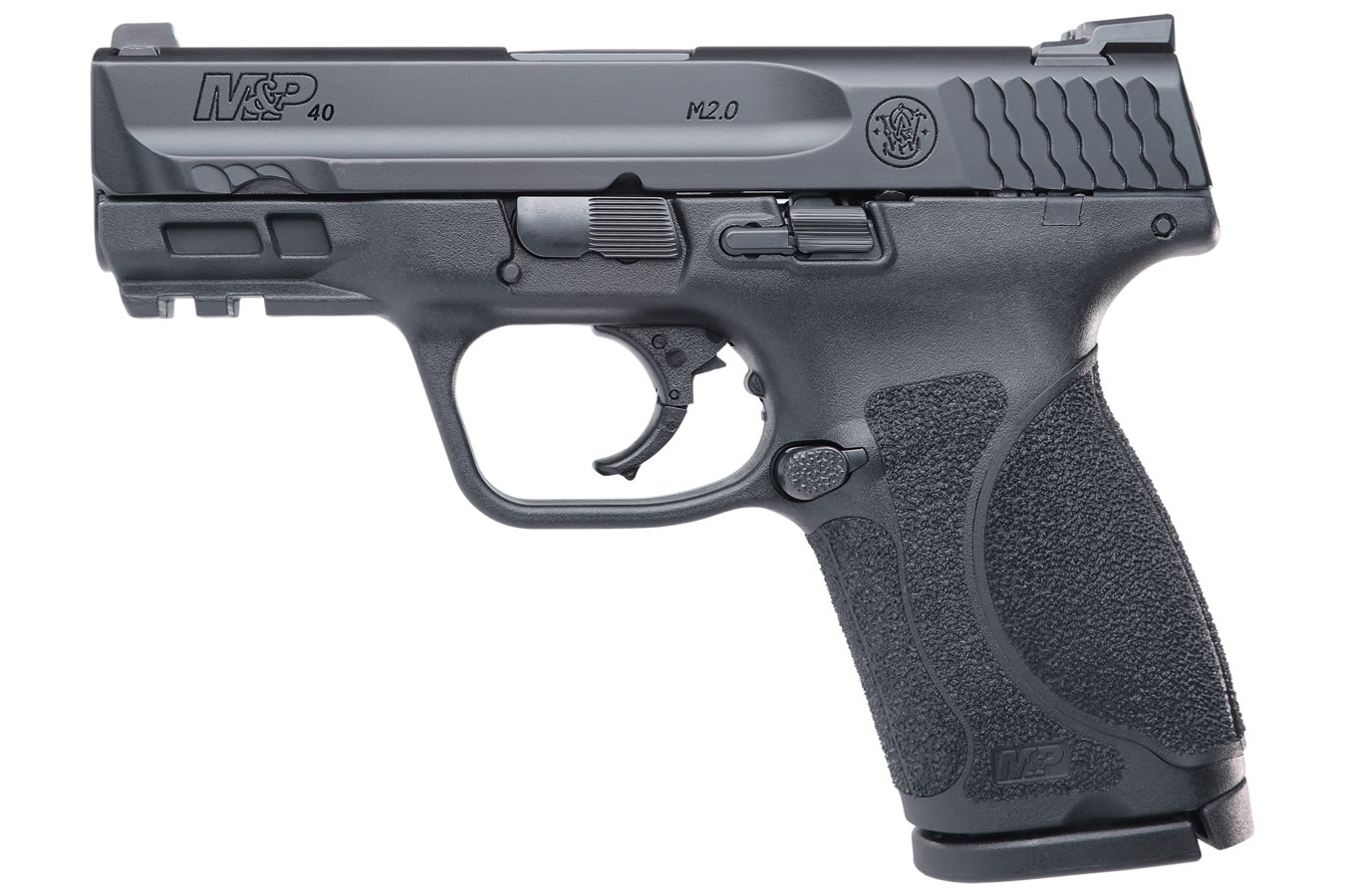 No. 6 Best Selling: SMITH AND WESSON MP40 M2.0 COMPACT 40SW WITH 3.6 INCH BARREL