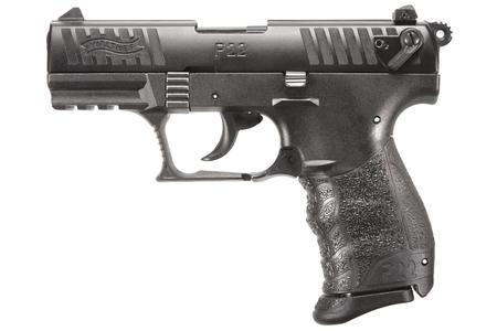 WALTHER P22Q SPORT BLACK 22LR