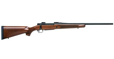 MOSSBERG PATRIOT BLK/ WALNUT 22-250 REM