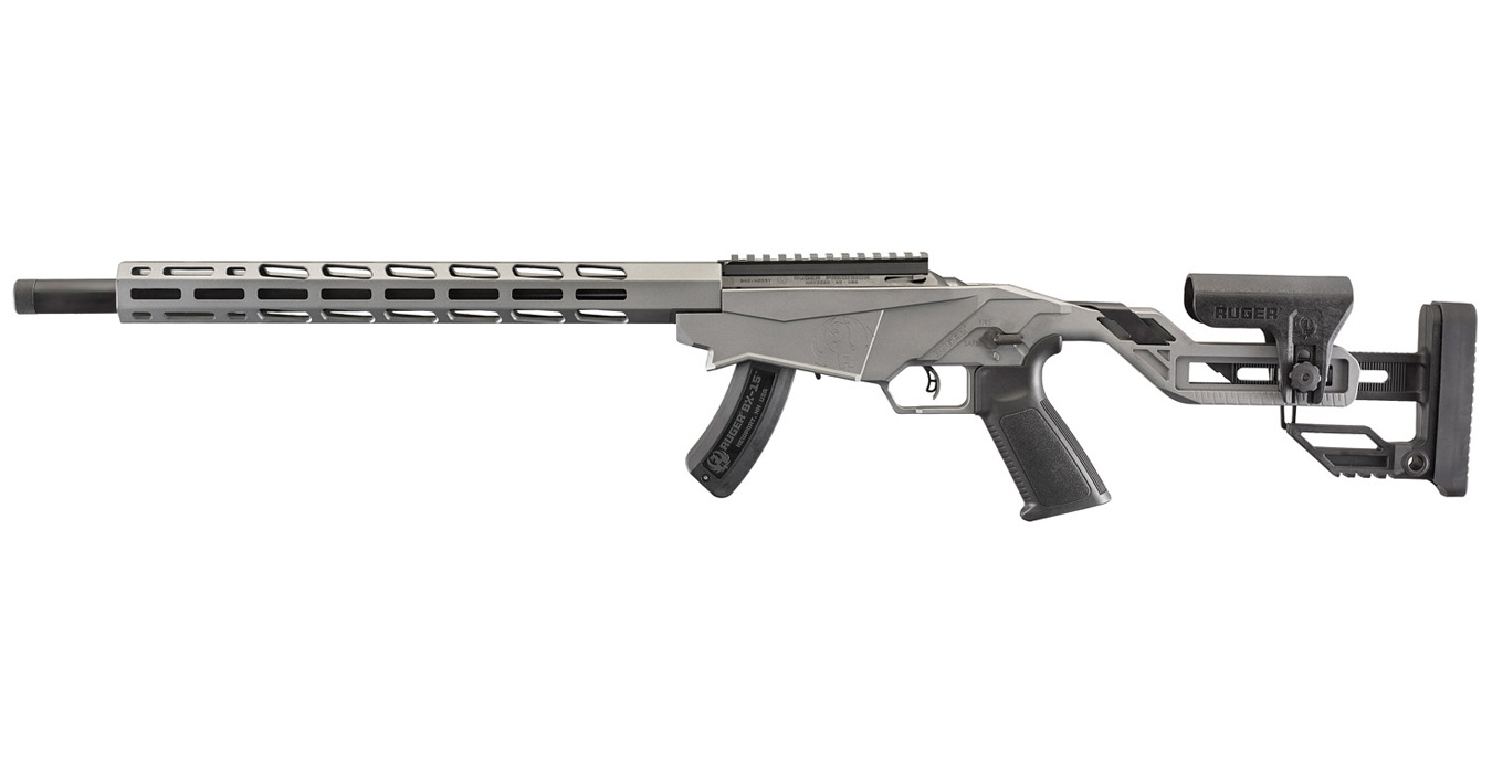 PRECISION RIMFIRE 22LR TACTICAL GRAY CERAKOTE