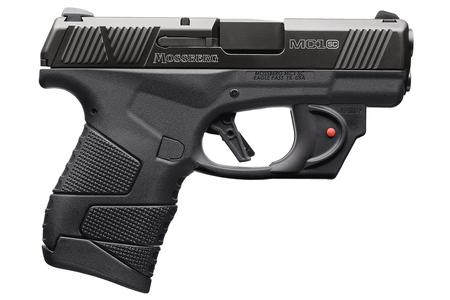 MOSSBERG MC1SC 9MM WITH VIRIDIAN E-SERIES LASER