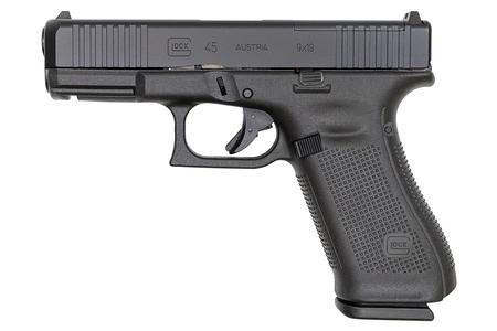 GLOCK 45 MOS 9MM OPTICS READY