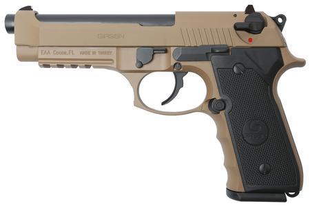 Girsan Regard MC 9mm Semi-Auto Pistol with Flat Dark Earth Finish