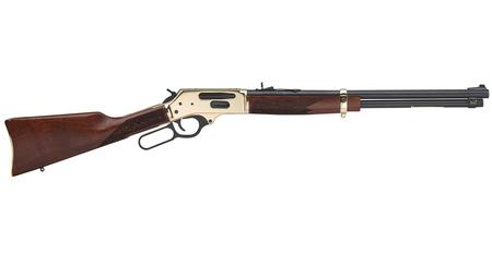 HENRY REPEATING ARMS SIDE GATE LEVER 30-30 WIN WALNUT STOCK