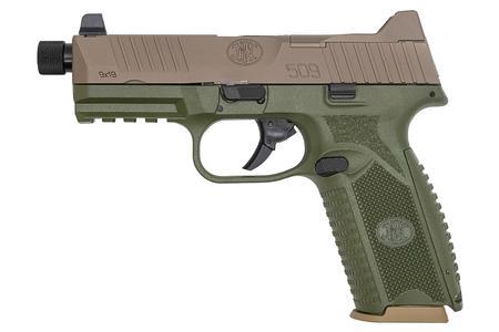 FN 509 TACTICAL 9MM FDE/ODG