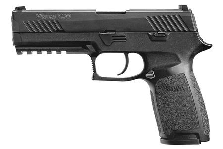 SIG SAUER P320 FULL-SIZE 45 ACP WITH NIGHT SIGHTS