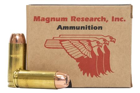 MAGNUM RESEARCH 50 AE 300 gr XTP Hollow Point 20/Box