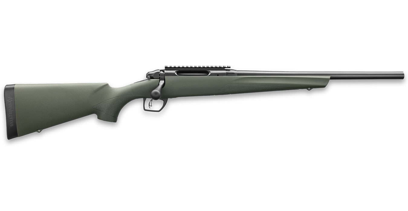 783 Tactical 450 Bushmaster Bolt-Action Rifle with OD Green Stock and Heavy  Barrel
