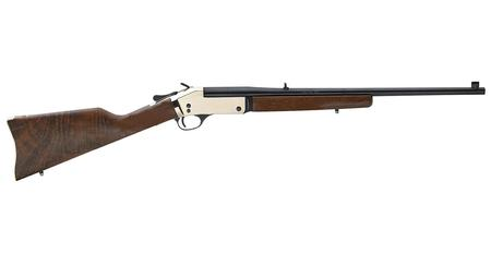 HENRY REPEATING ARMS .45-70 GOVT SINGLE-SHOT HEIRLOOM RIFLE WITH BRASS RECEIVER