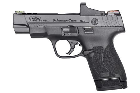 SMITH AND WESSON MP9 SHIELD M2.0 9MM PC PORTED WITH RED DOT