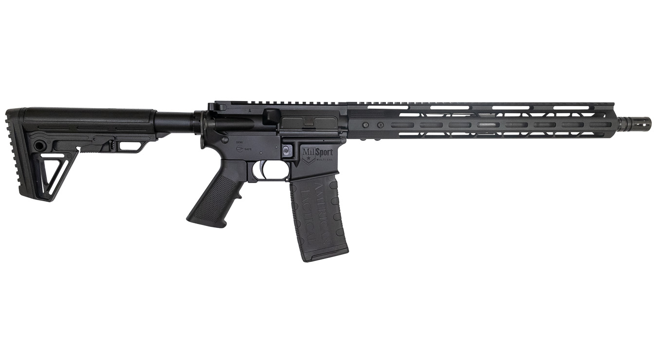 MILSPORT 5.56MM AR15 OR WITH M-LOK