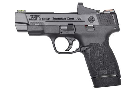 SMITH AND WESSON MP45 SHIELD M2.0 45ACP PC WITH RED DOT