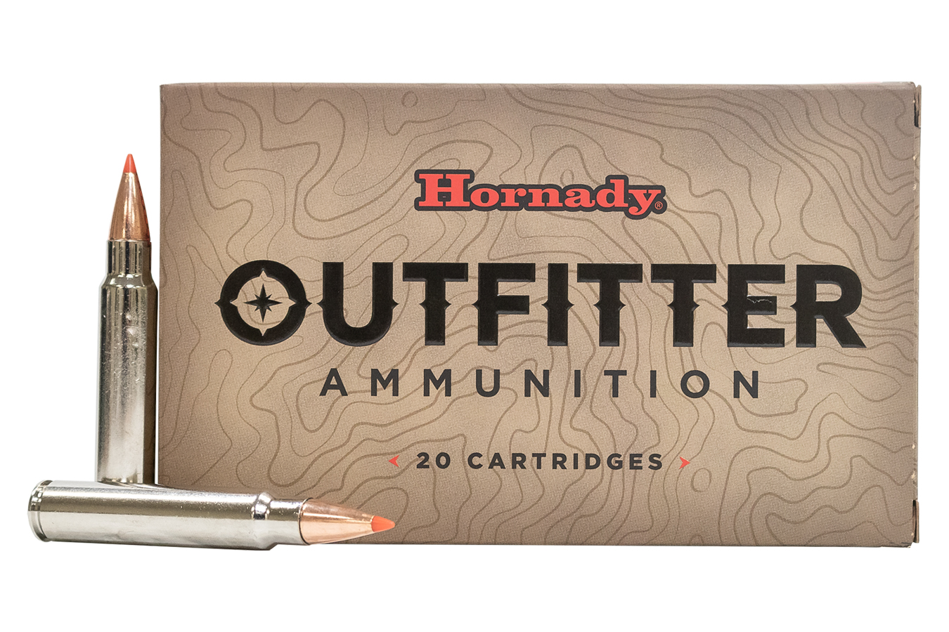 375 RUGER 250 gr GMX Outfitter 20/Box