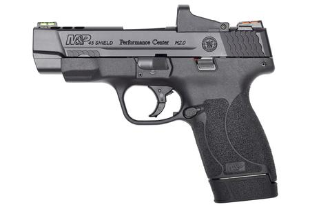 SMITH AND WESSON MP45 SHIELD M2.0 PC PORTED WITH RED DOT