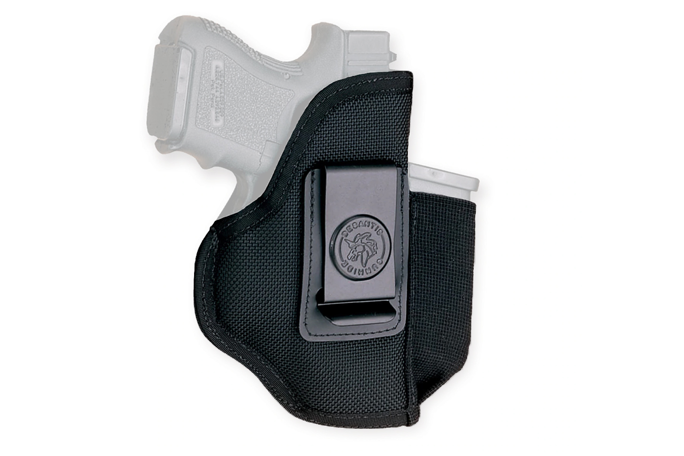 Desantis Pro Stealth Ambidextrous Holster for Glock 26/ Walther PPS/ SW MP  Shield