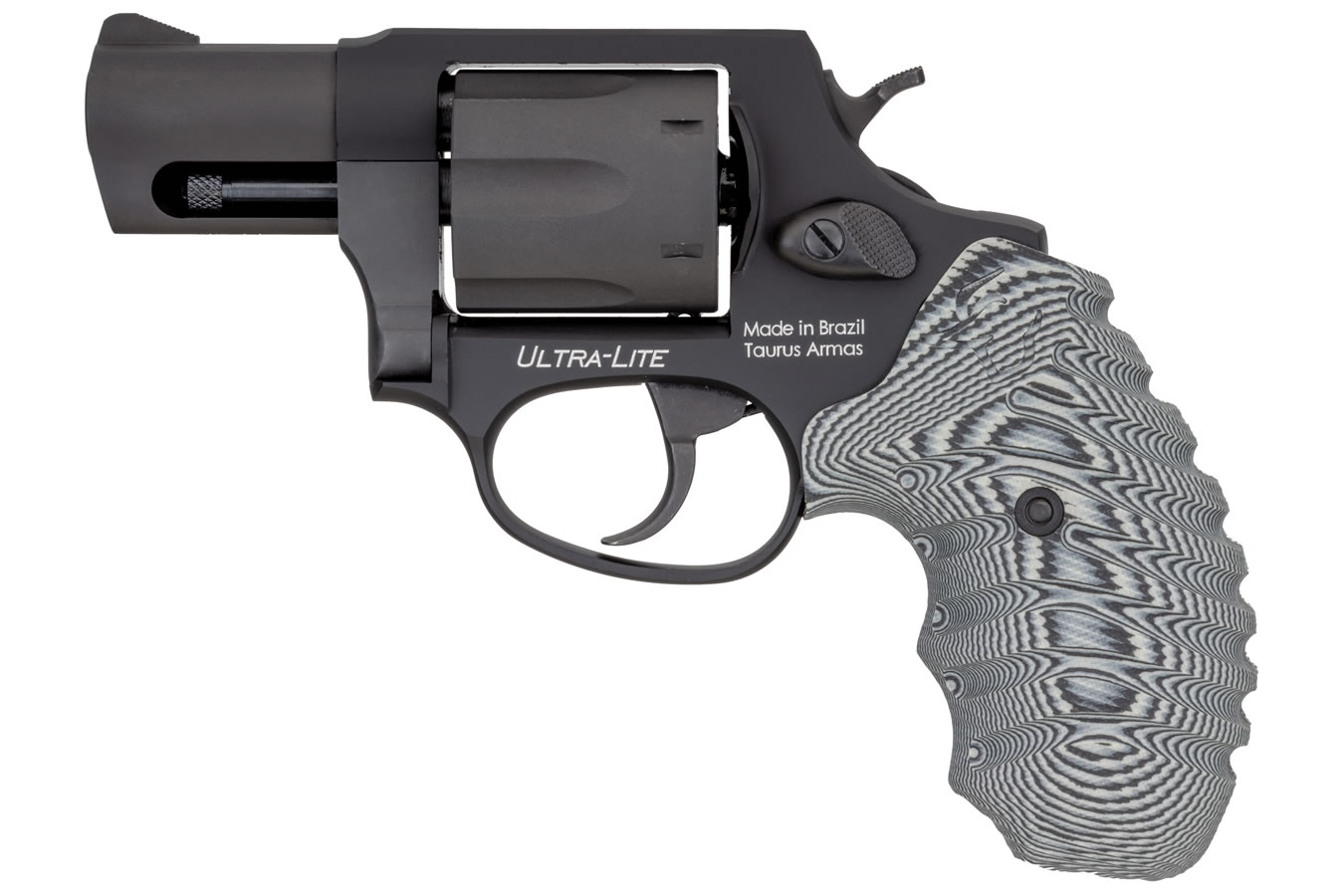 No. 38 Best Selling: TAURUS 856 ULTRA LITE 38 SPECIAL WITH VZ CYCLONE GRIPS