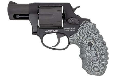 TAURUS 856 ULTRA LITE 38 SPECIAL WITH VZ CYCLONE GRIPS