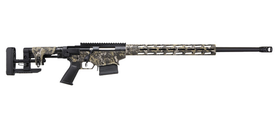 PRECISION RIFLE 6.5 CREEDMOOR CAMO FINISH