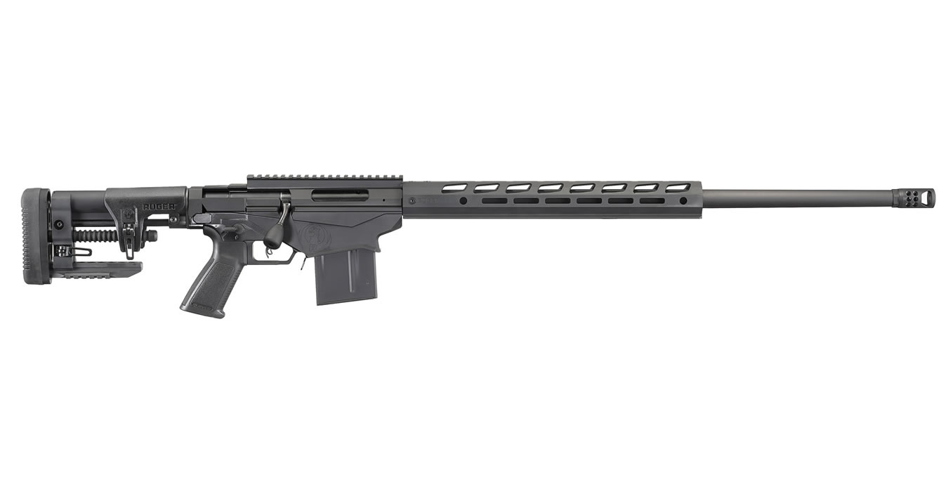 No. 28 Best Selling: RUGER PRECISION RIFLE 6.5 PRC WITH M-LOK