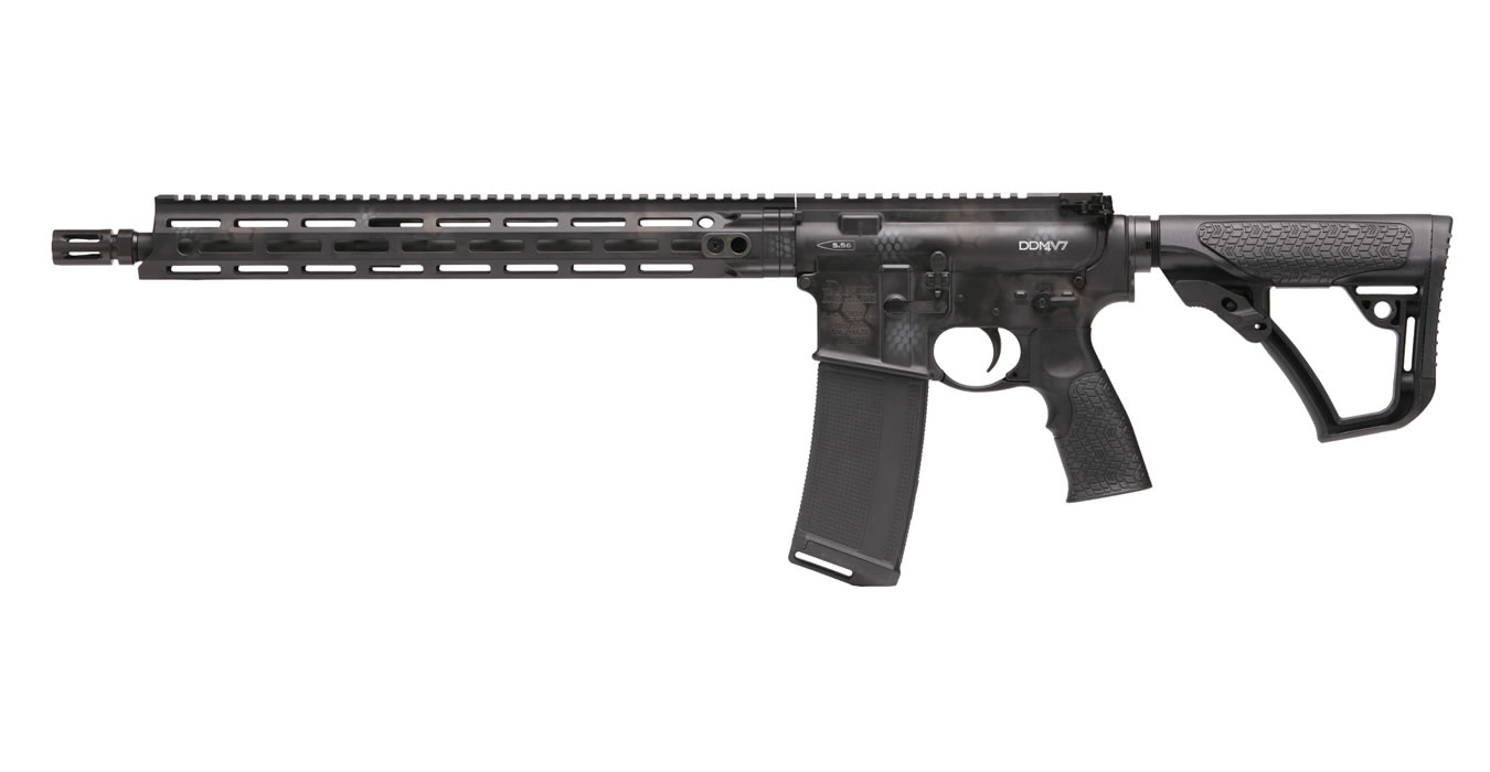 No. 34 Best Selling: DANIEL DEFENSE DDM4 V7 RATTLECAN LW 5.56MM RIFLE