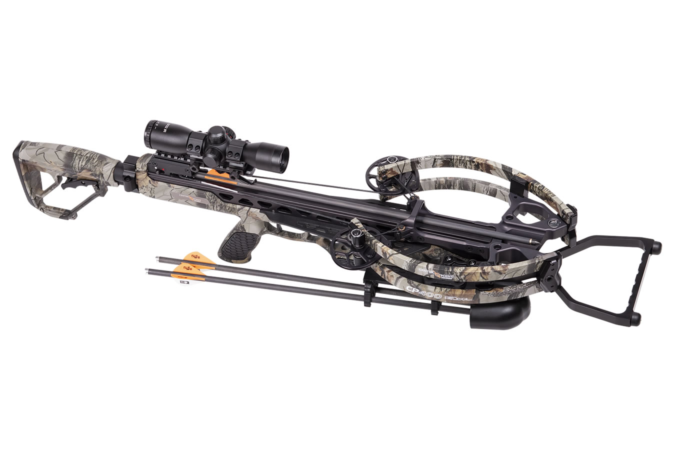 CP400 CAMO CROSSBOW PACKAGE