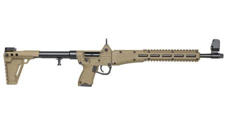 KELTEC SUB-2000 MP 9MM TAN 16` 17+1 MULTI-MAG M-LOK 9MM