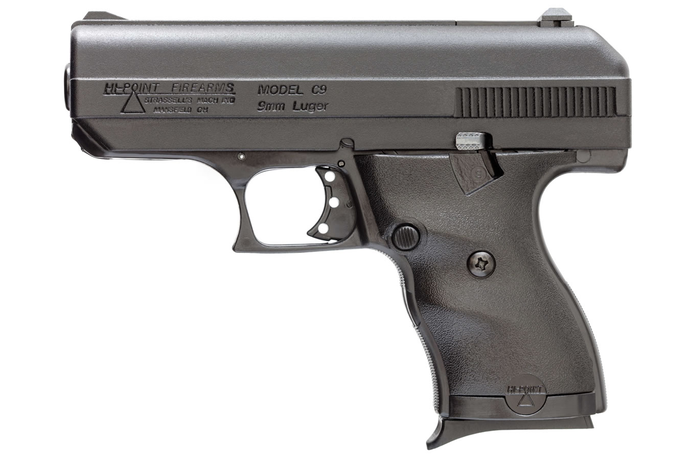No. 12 Best Selling: HI POINT C-9 9MM PISTOL