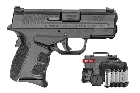 Springfield XDS Mod 2 9mm Instant Gear Up Package with 5 Mags, Range Bag,  Holster and Mag Pouch