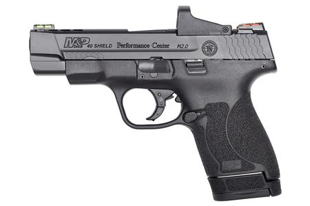 SMITH AND WESSON MP40 SHIELD M2.O 40SW OPTIC READY PORTED PERFORMANCE CENTER