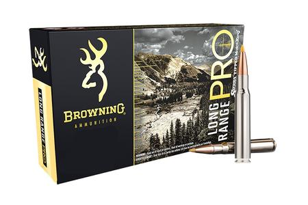 BROWNING AMMUNITION 300 Win Mag 195 gr Sierra Tipped Match King BTHP Long Range Pro 20/Box