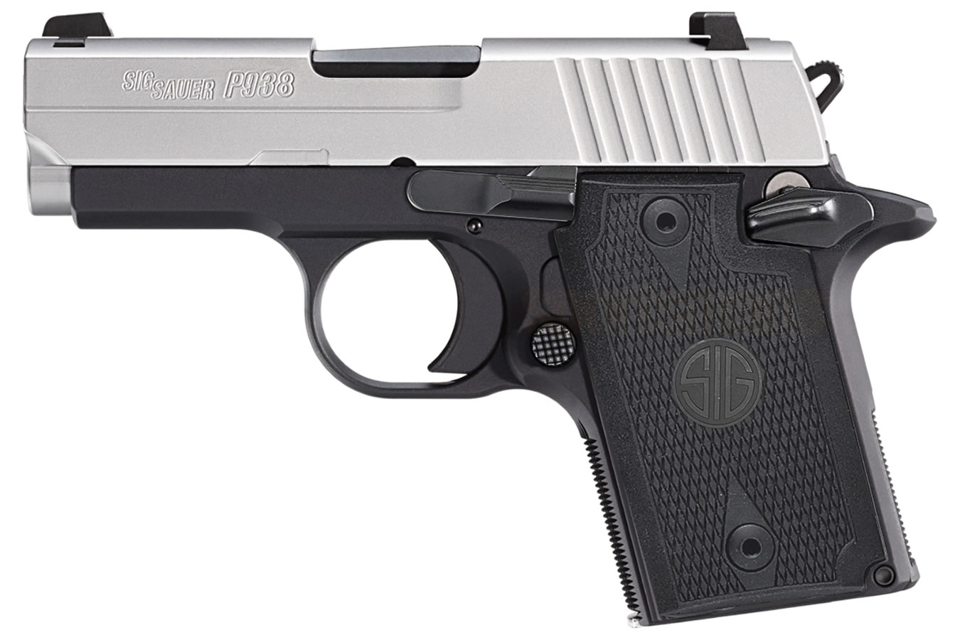 P938 9MM TWO-TONE EXCLUSIVE PISTOL