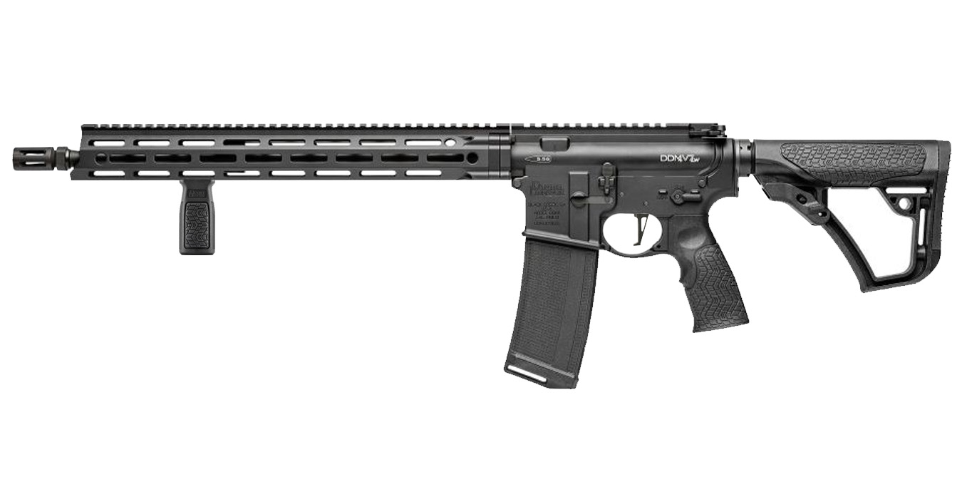 No. 16 Best Selling: DANIEL DEFENSE DDM4 V7 LW 5.56MM WITH CMC TRIGGER
