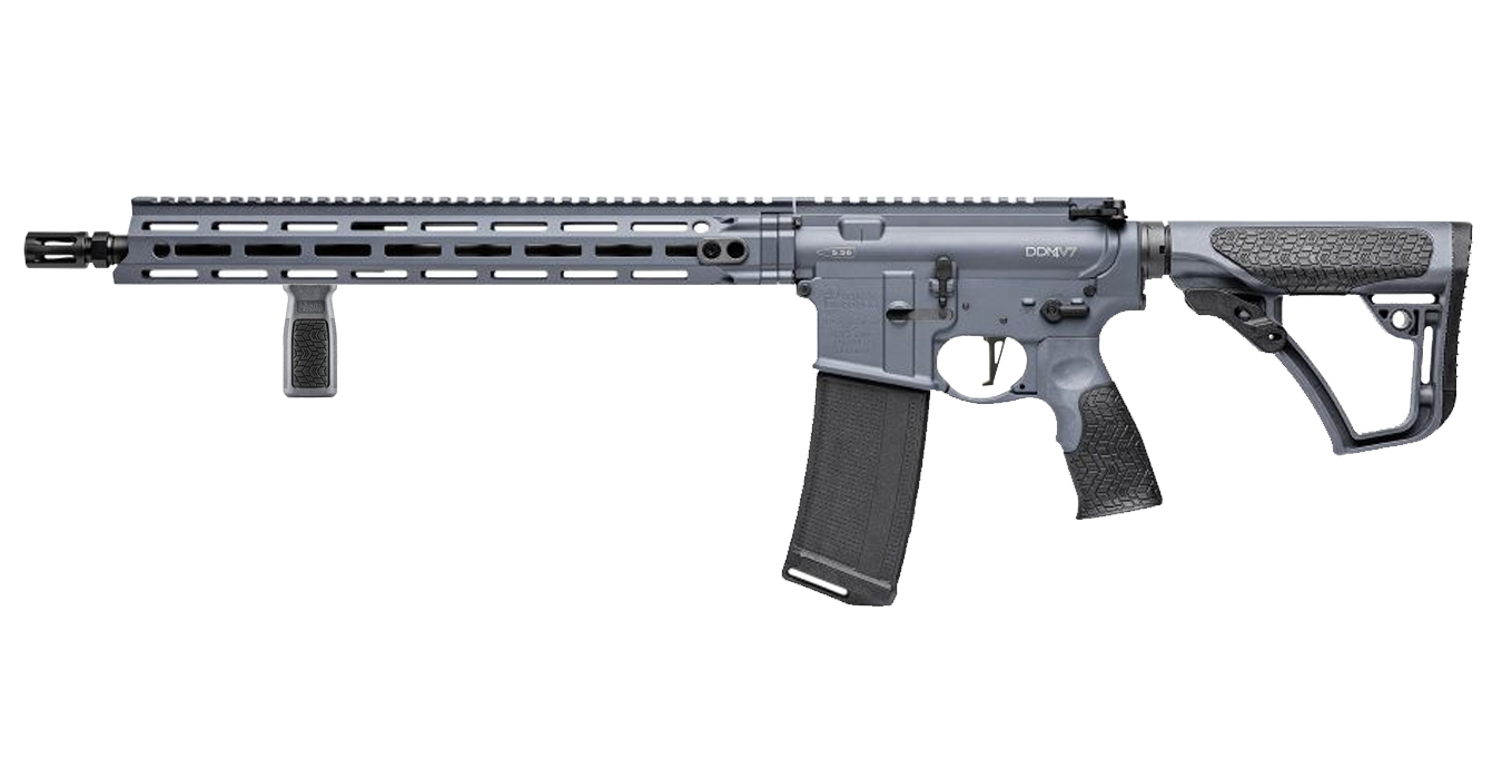 No. 31 Best Selling: DANIEL DEFENSE DDM4 V7 LW TORN 5.56MM WITH CMC TRIGGER