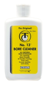#13 BORE CLEANER 8 0UNCE BOTTLE