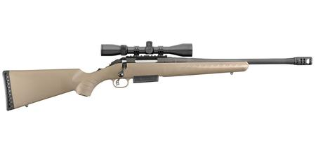 Ruger American Rifle Ranch 450 Bushmaster Bolt-Action Rifle
