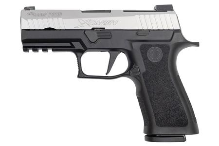 SIG SAUER P320 X-CARRY 9MM BLK POLYMER FRAME STAINLESS SLIDE 17 ROUND MAGS