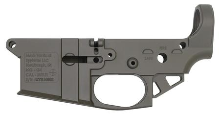 MAG TACTICAL SYSTEMS MGG4 OD Green AR-15 Ultra Lightweight Stripped Lower