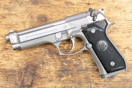 Beretta 92FS Stainless 9mm 15-Round Trade-in Pistol