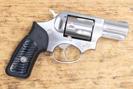 Ruger SP101 357 Magnum DA/SA 5-Round Used Trade-in Revolver