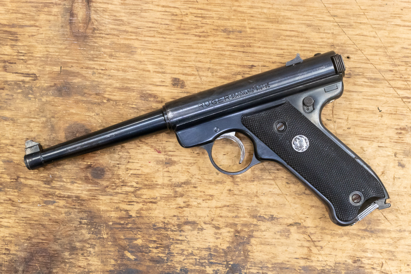 No. 23 Best Selling: RUGER STANDARD 22LR (MFG. DATE 1965)
