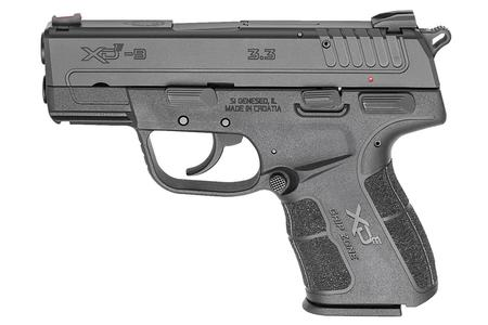 SPRINGFIELD XDE 9MM EDC PACKAGE 3.3` BBL 9 RND MAG